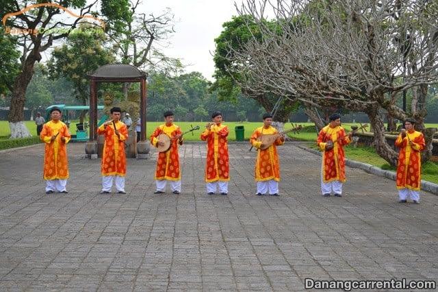 Nhã nhạc of Huế court