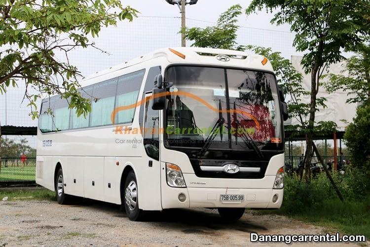 45 seats car rental da nang to hoi an
