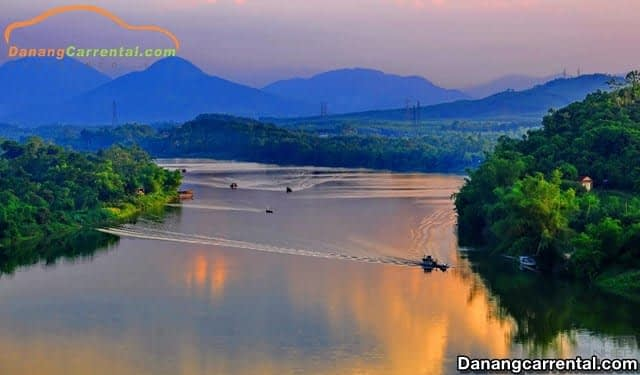 Ngu Binh Mountain Hue