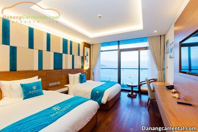 Danang Mandila Beach Hotel - Best beach resort in Da Nang
