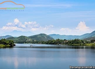 Discover Ngu Binh Mountain - Symbol Of Hue Tourism