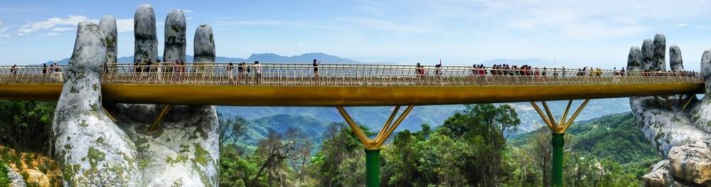 Golden Bridge - Ba Na Hills Da Nang
