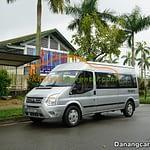 16 seats Ford Transit Danang car rental