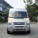 16 seats Ford Transit hoi an to hue by car