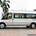 16 seats Ford Transit