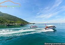 Canoe to Cu Lao Cham