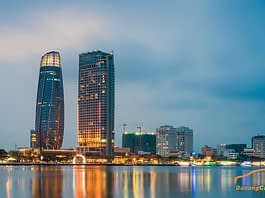 da nang city center