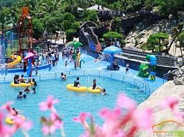 Than Tai mountain - Hot springs park