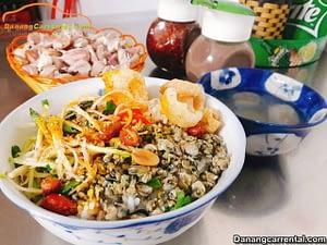 dong ba food