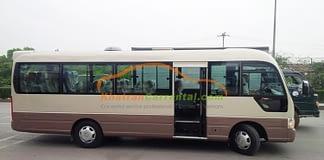 hyundai county 29 car rental in da nang