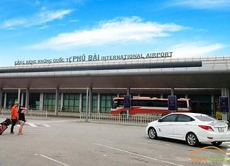 phu bai airport to hue