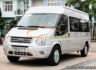 16 seats Ford Transit
