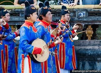 """Nhã nhạc of Huế court"" - Intangible cultural heritages"
