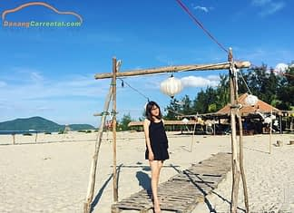 Travel to Canh Duong Beach
