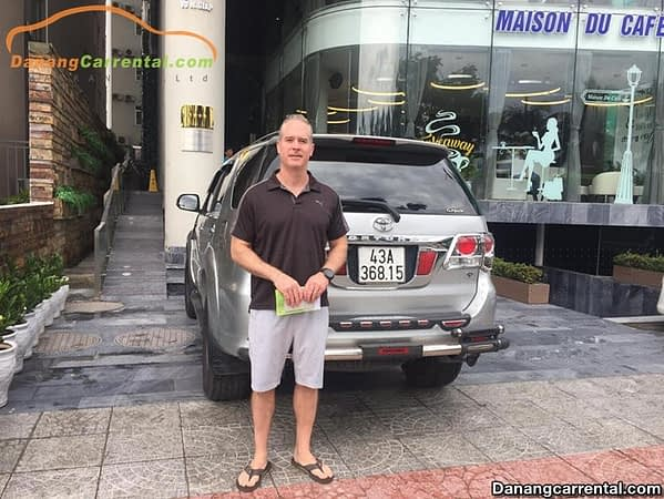 customer feedback Self drive car rental Da Nang