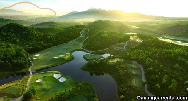 Ba Na Hills Golf club Da Nang