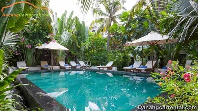 Muca Hoi An Boutique Resort & Spa hotel