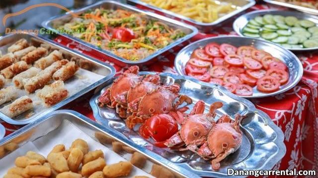 Việt buffet - Da Nang buffet