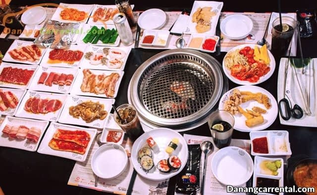 King BBQ Buffet - Da Nang restaurant