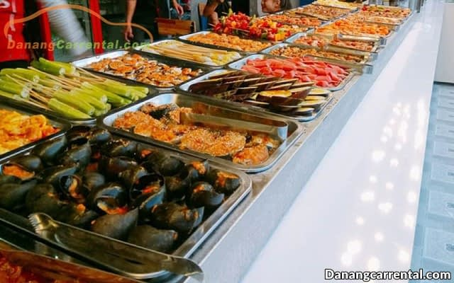 Da Nang buffet restaurants