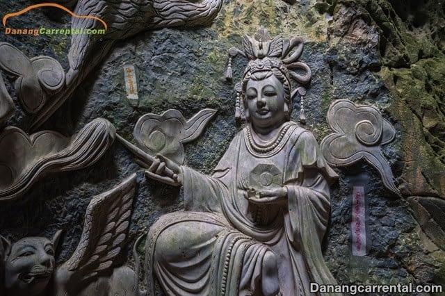 Quan Am cave - Ngu Hanh Son