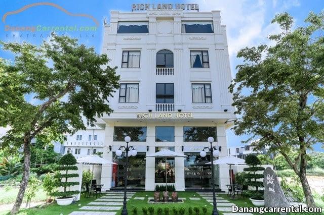 Richland Hotel Da Nang - Da Nang Beach Hotel