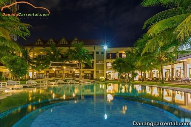 River Beach Resort hotel - hotels near cua dai beach