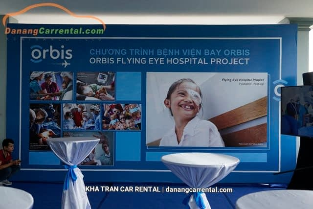 Orbis Flying Eye Hospital