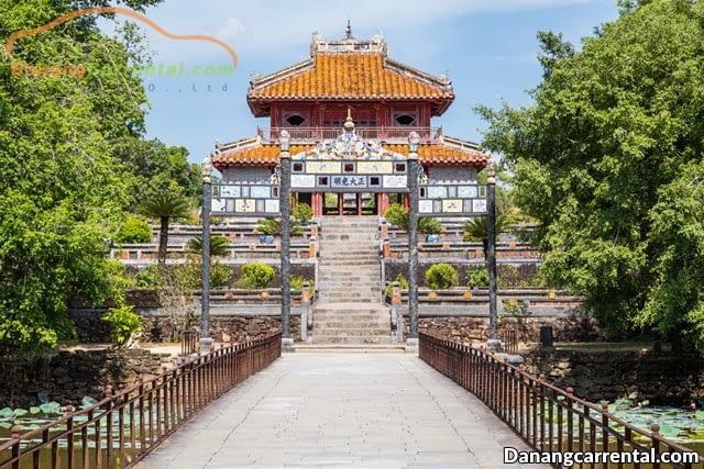 Minh Mang Tomb, Hue