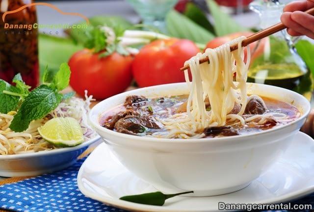 Bun bo Hue - Hue delicious food