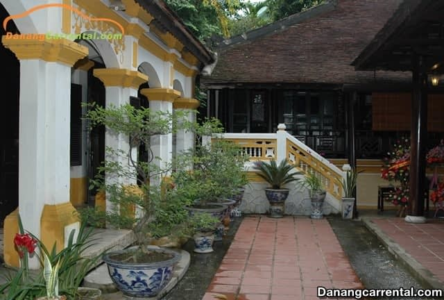 Lac Tinh Vien, Hue Garden House