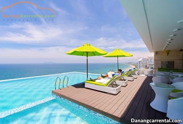 Danang Mandila Beach Hotel - Best beach resort in Da Nang