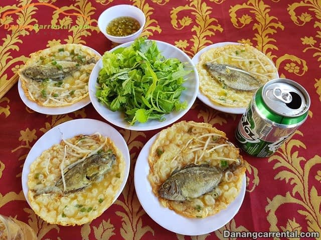What to eat in Tam Giang lagoon