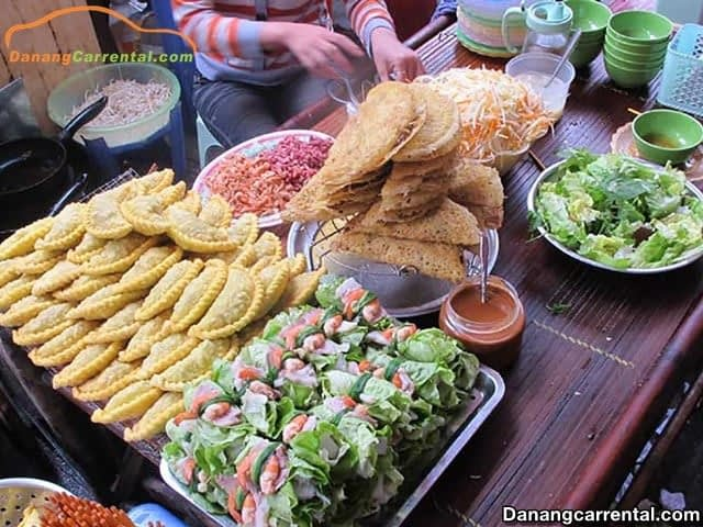 da nang street food