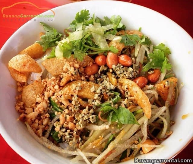 Com hen - Hue delicious food