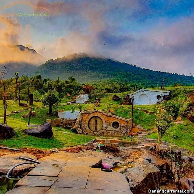 Bach Ma Village