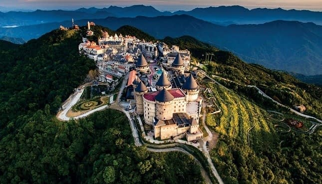 Overview of Ba Na Hills tourism