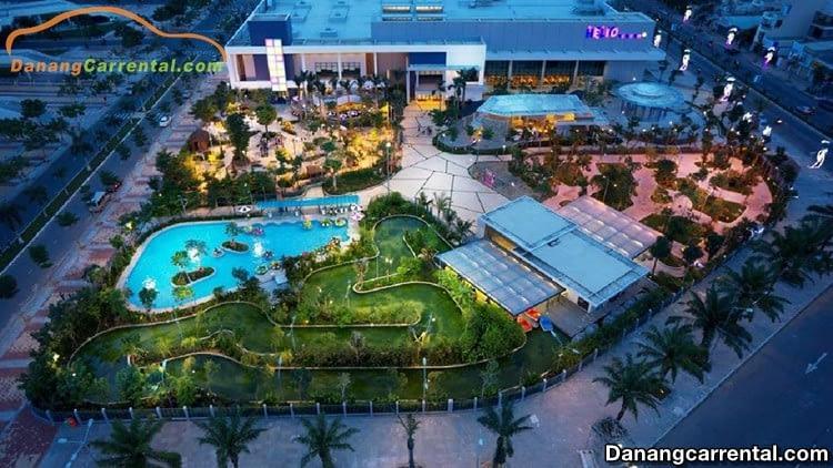 Helio Center - Entertainment place in Da Nang city