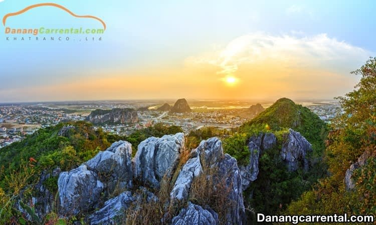 The Marble Mountains Da Nang