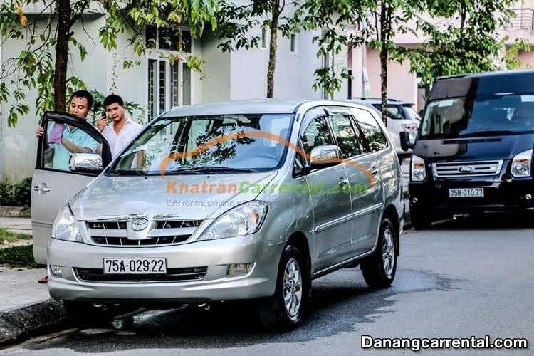 da nang airport transfer to hotel