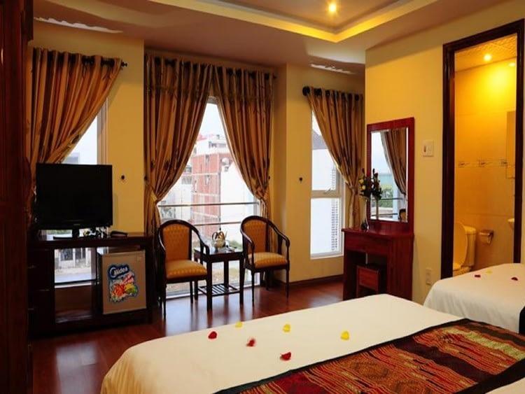 Champa hotel da nang hotel