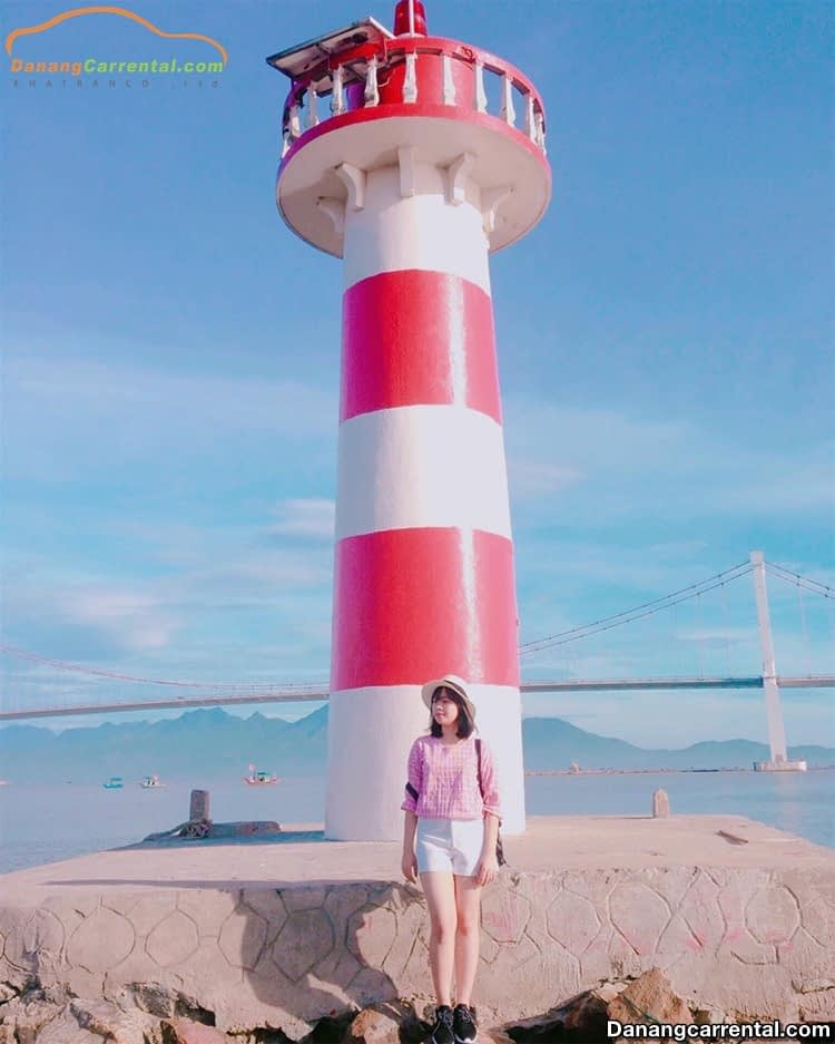 Thuan Phuoc lighthouse